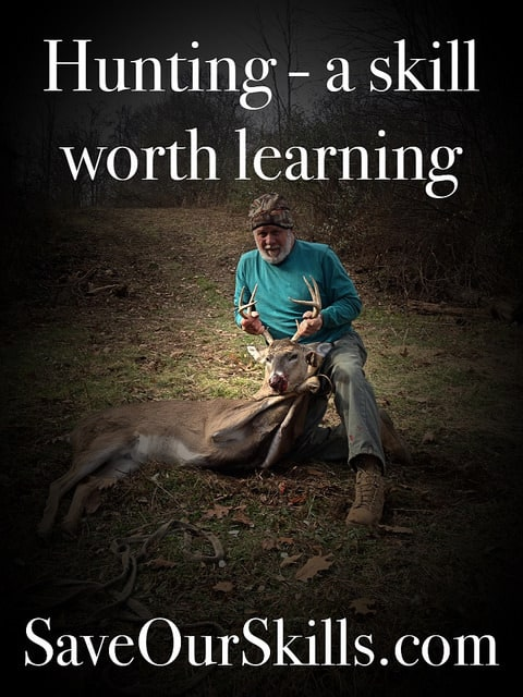 Hunting – a skill worth learning