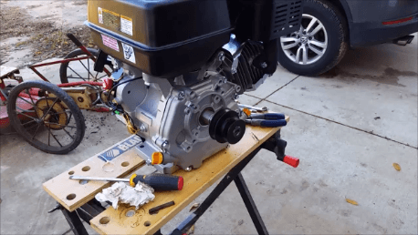 Swapping A Mower Engine – Part 2