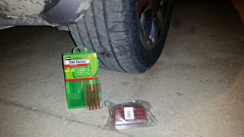 Tire Plug Kit – Something Everyone Should Have